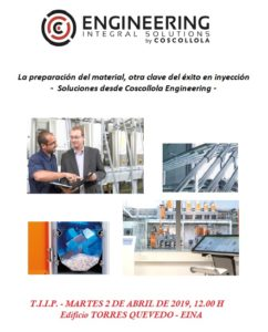 sesion especial TIIP 2019